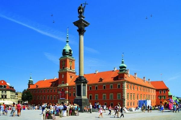 Warszawa - wycieczka szkolna 2 dniowa