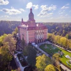 Zamek Książ - Biuro Podróży GRAMBURG TRAVEL Starogard Gdański