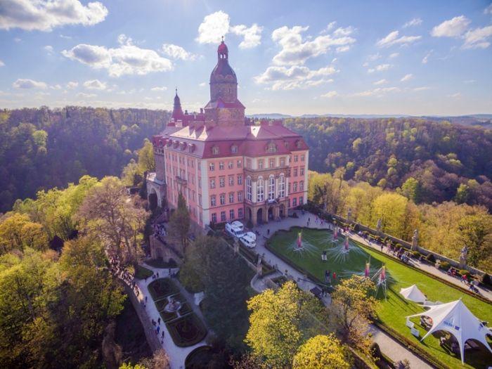 Zamek Książ – Biuro Podróży GRAMBURG TRAVEL Starogard Gdański