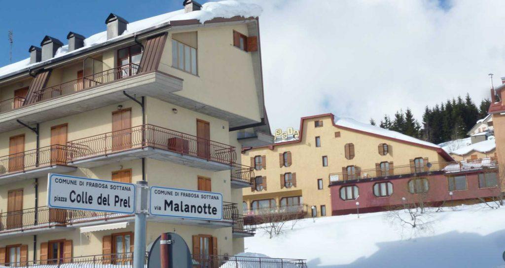 Prato Nevoso narty Włochy 2020 GRAMBURG TRAVEL hotel
