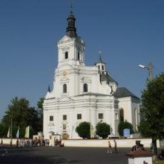 Sanktuarium Matki Bożej Kodeńskiej Królowej Podlasia - Matki Jedności - GRAMBURG TRAVEL Biuro Podróży Starogard Gdański
